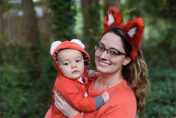 halloween fox costumes