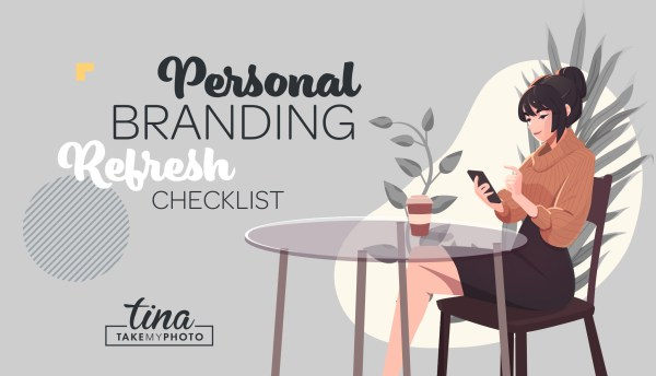 personal branding refresh checklist