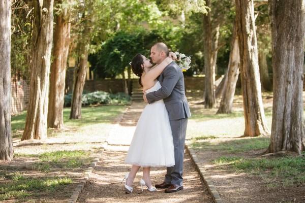 wedding photo tradition 7 year anniversary