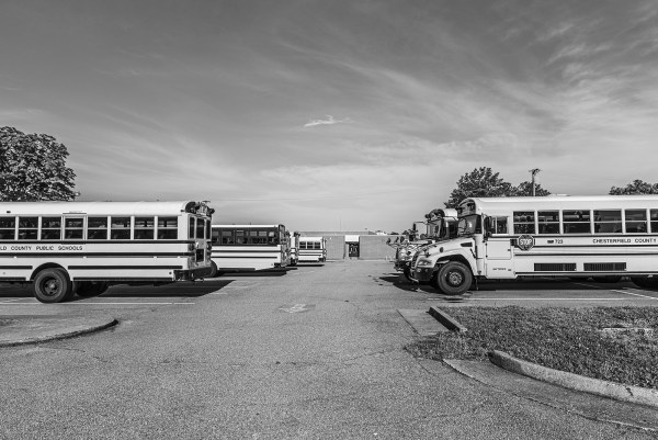 quarantine one year later school closed busses