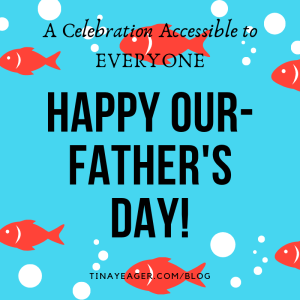 Happy Our Father's Day to EVERYONE!