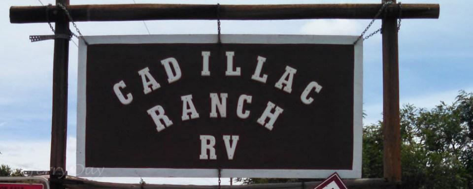 Cadillac Ranch RV Park, Bluff, Utah