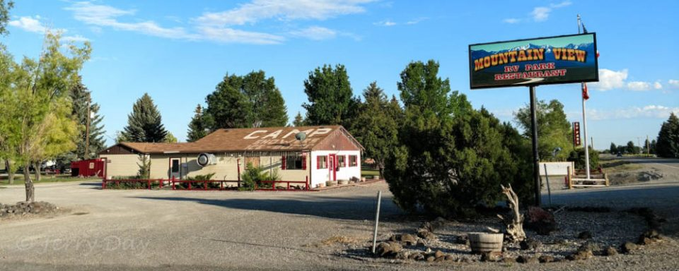 Mountain View RV Park, Arco, Idaho