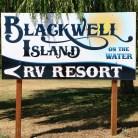 Blackwell Island RV Resort, Cour d'Alene, Idaho