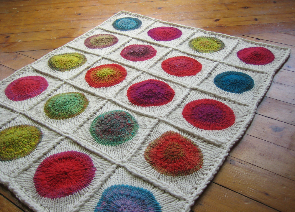 POP blanket by Emily Wessel