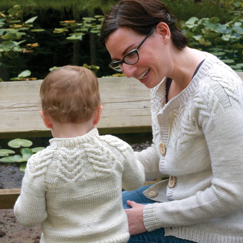 Avoiding the Sweater Curse: Knits that Fit the Entire Family | Tin ...