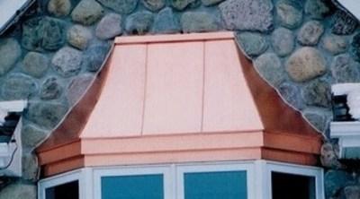 Exterior Copper Work #3