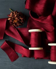 Merlot ribbon reels