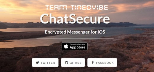 www.chatsecure.org - Downlaod ChatSecure App