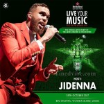 """Nigerian-American singer Jidenna Storms Nigeria For """"Live Your Music"""" Parties"""