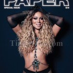 Celebs Rocking Sweet Body Chains: Mariah Carey, Kim Kardashian & More on Paper Magazine