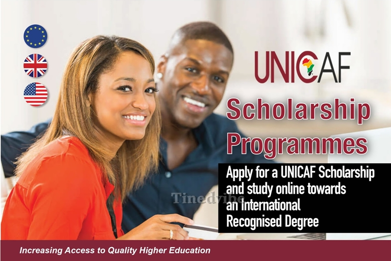 Apply For UNICAF UK Master's Degree Scholarship