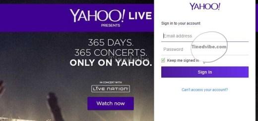 www.yahoomail.com Login Yahoo Mail Account