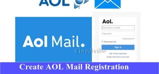AOL Mail Registration - www.aol.com Email Login