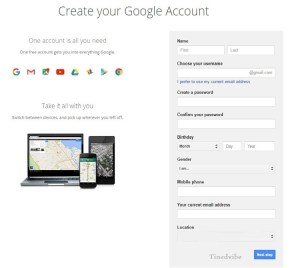 gmail sign in login email, gmail registration form