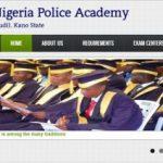 Nigeria Police Academy Form 2018/2019 & Cut-off Marks