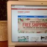 How To Get Hobby Lobby Free Shipping Offer