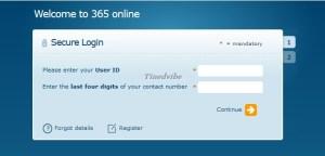 Banking 365 Login