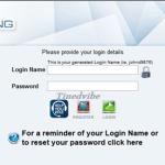Access New efiling Login & eFiling Registration Problem