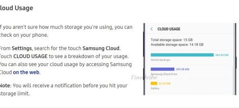 samsung cloud login