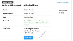 Verizon Wireless Business Account Login