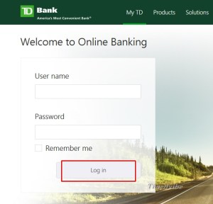 Td Bank Online Banking Sign In