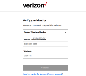 Verizon fios Sign in - Verizon Fios Sign Up