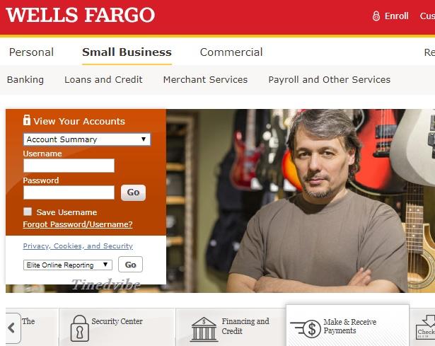 Wells Fargo Mortgage Login