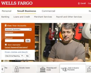 wells fargo mortgage login