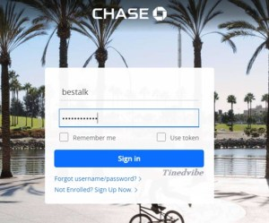Chase Freedom Login