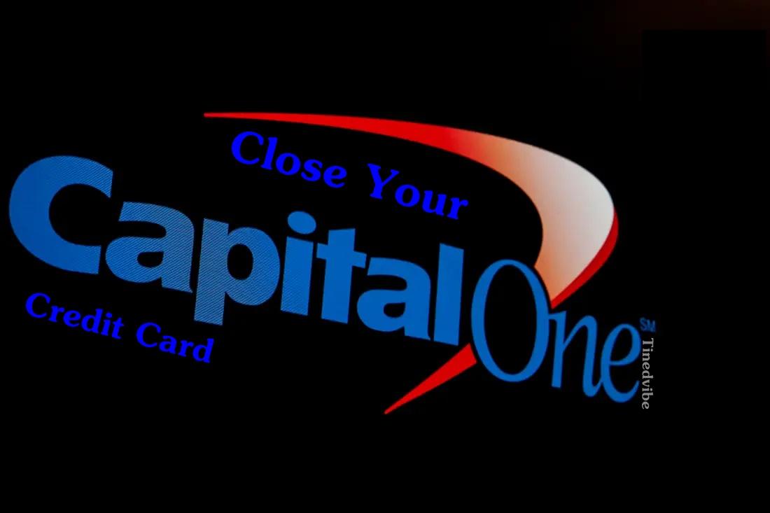 Cancel Capital One Credit Card