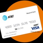 AT&T Universal Card Secure Sign On -Enter Account Number