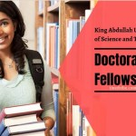 KAUST Al-Khwarizmi Doctoral Fellowships in Saudi Arabia, 2021
