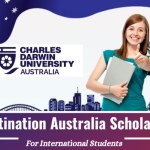 Charles Darwin Universty Australia (CDU) Destination Scholarship funding for International Students 2021