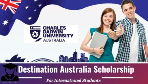 CDU Destination Australia scholarship