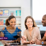 A fully funded scholarship to studying in University of the People Online Tuition Free Degrees