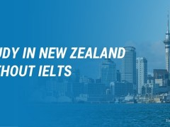 Study in New Zealand Without IELTS | New Zealand Scholarships 2022