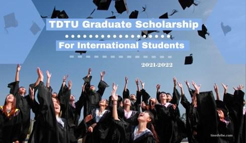 TDTU Scholarships Policies
