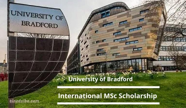University of Bradford as International students