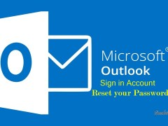 Microsoft Outlook Sign in Account – Reset your Password if Forgotten