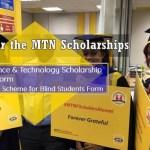 Apply for MTN Scholarships 2021   Check MTN Scholarships Eligibility