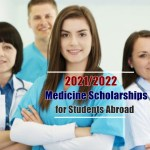 2022 Medicine Scholarships for Students Abroad