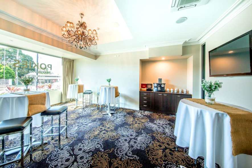 Boardroom - Private Function Room - Tingalpa Hotel