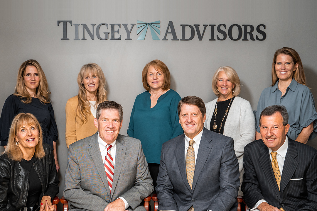 Tingey Advisors group photo