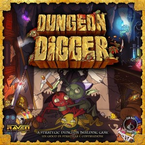 Dungeon Digger - Cover LOW