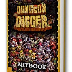 Dungeon Digger Artbook