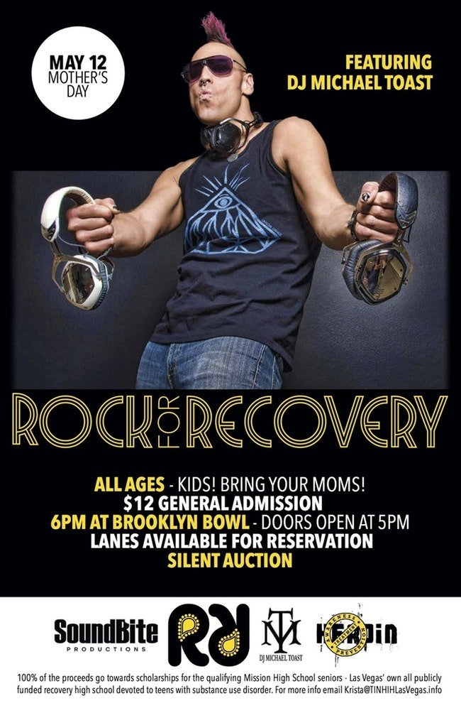 Rock for Recovery 2019