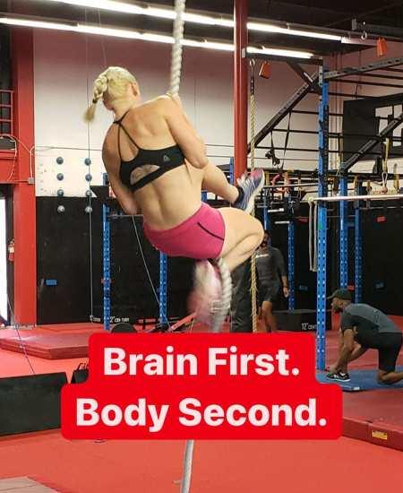 Brain First then Body