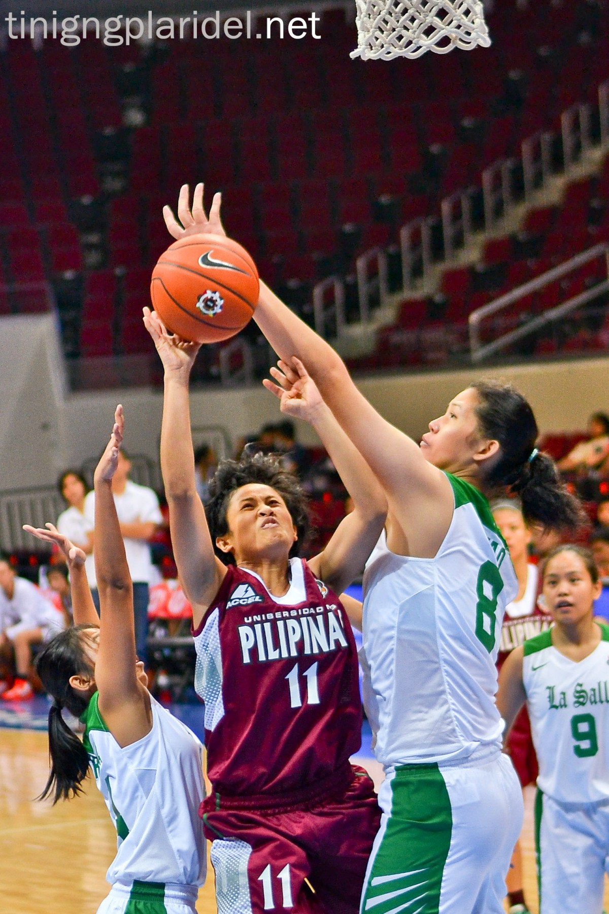 Lady Archers end Maroons' campaign for semis, 71-64