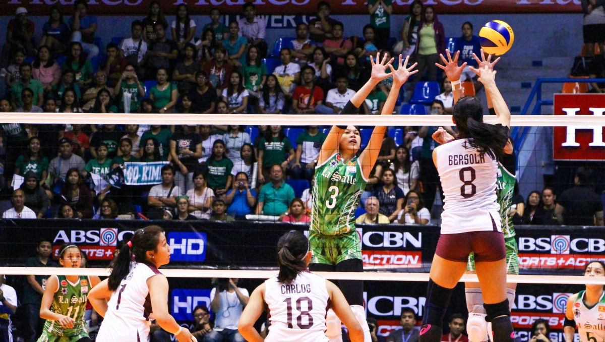 UP absorbs tough loss against La Salle